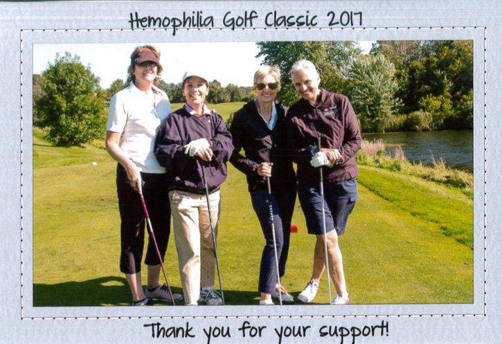 Hemophilia Golf Classic 2017