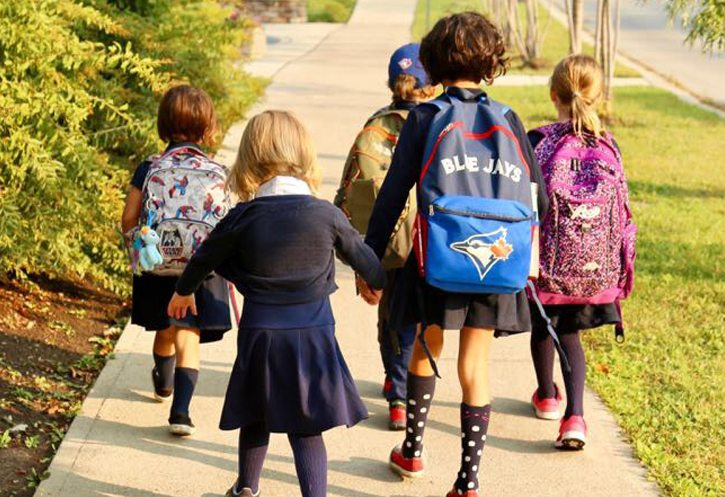 Toronto School Kids